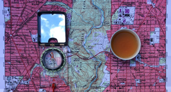 compass & tea
